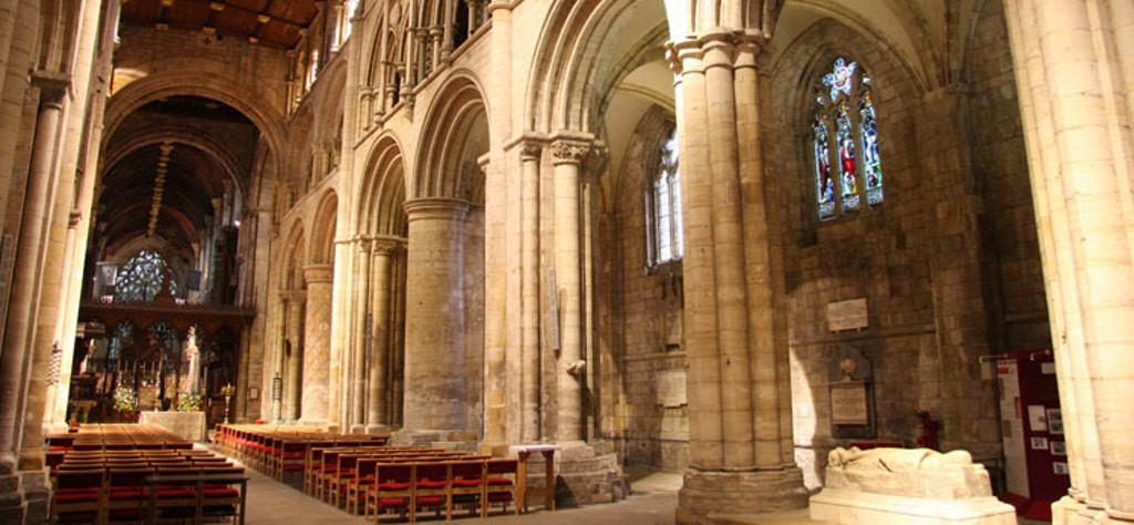 Why Selby Was Chosen for Its Abbey