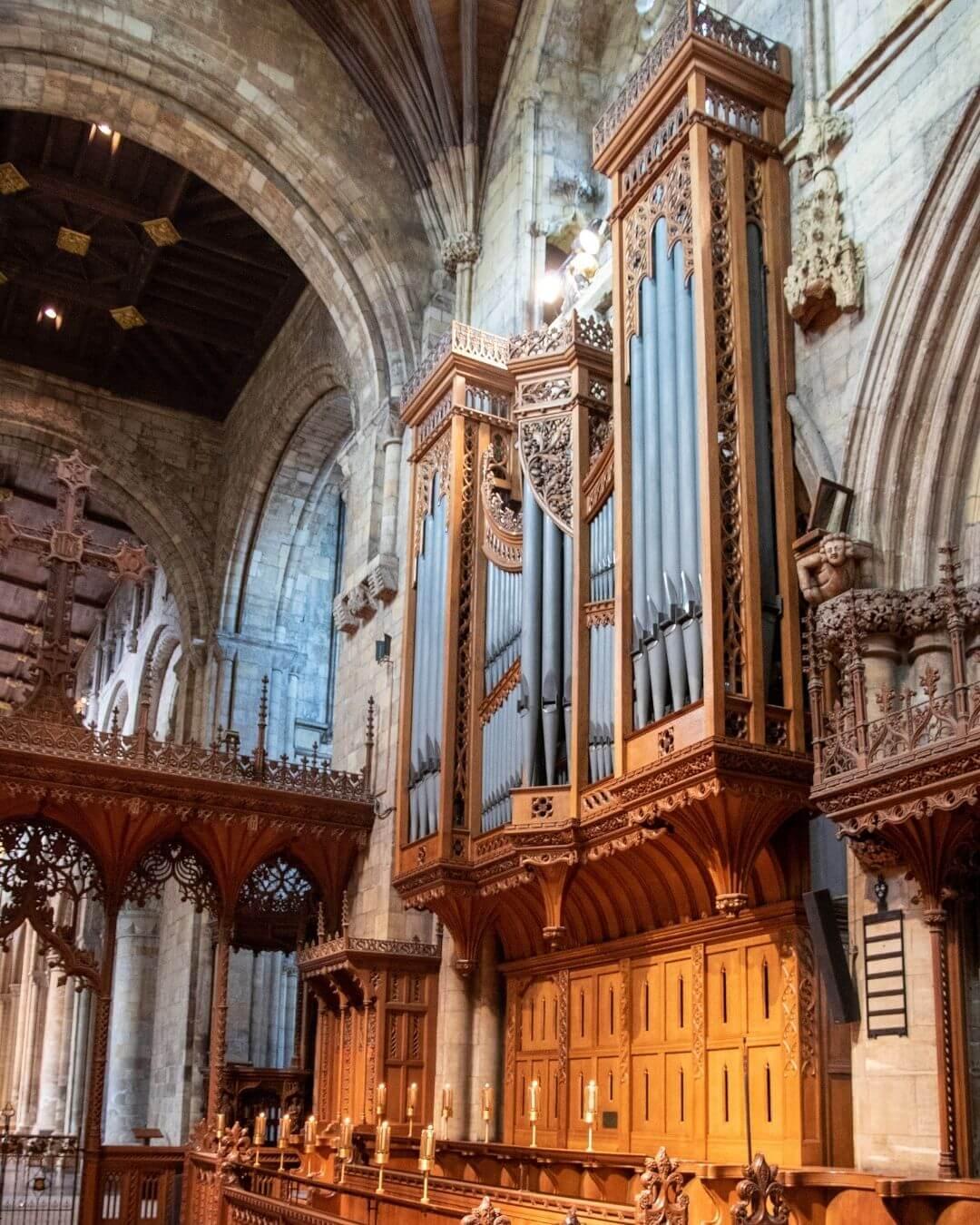 The Hill Organ