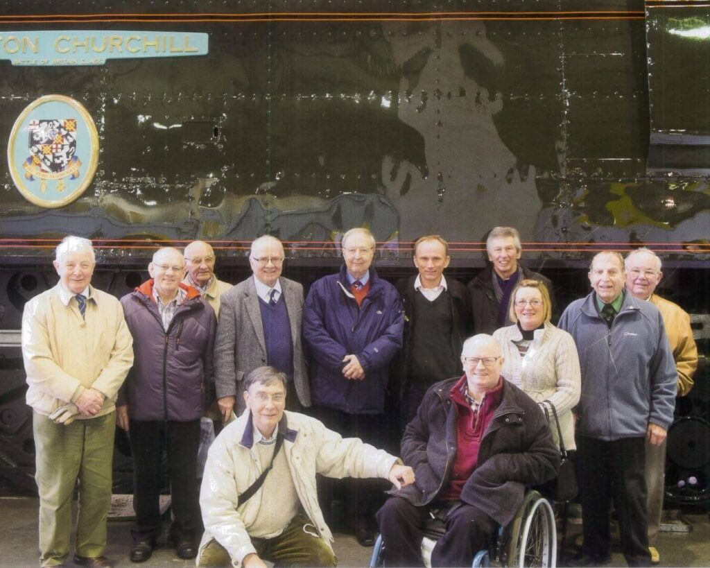 Selby Abbey Men's Group