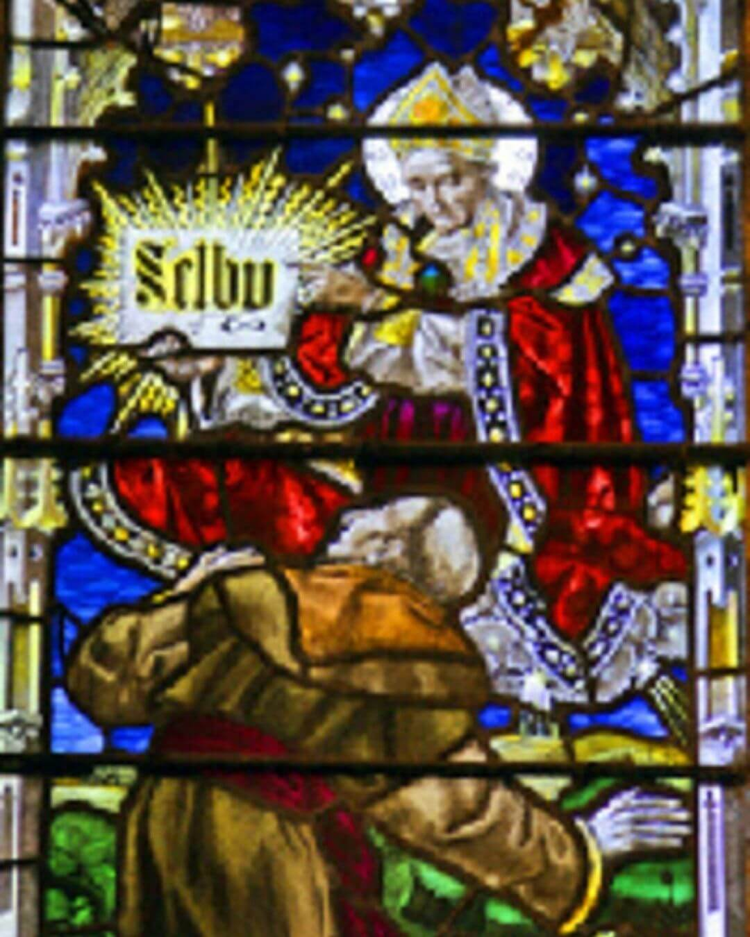 St Germain Window