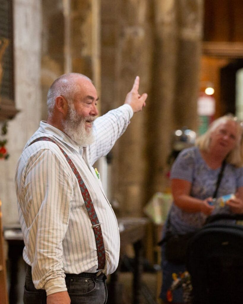 Visit Selby Abbey